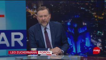 Foto: Hora Opinar Leo Zuckermann Fortov Programa Completo 15 Octubre 2019