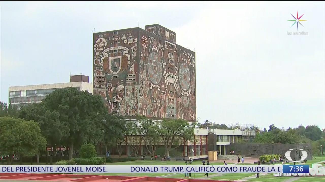 Escuelas de la UNAM, en paro por el 2 de octubre