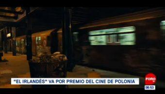 """#EspectáculosenExpreso: """"El Irlandés"""" va por premio del cine de Polonia"""
