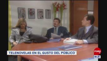 #EspectáculosenExpreso: Telenovelas en el gusto del público