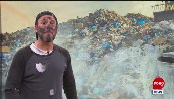 Estudiantes inventan bacteria que come plástico de los océanos