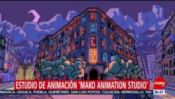 Foto: Estudio Animación Mako Animation Guadalajara 21 Octubre 2019