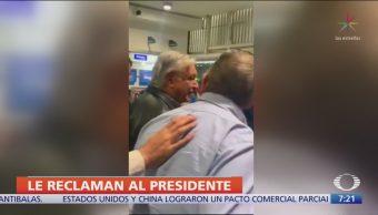 Excandidato del PAN reclama a AMLO sobre Ley Bonilla