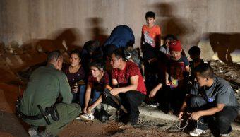 Foto: Más de mil familias falsas de migrantes han sido detectadas en EU, agosto 2019