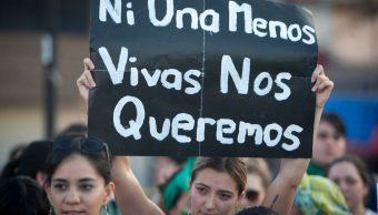 Foto: Colectivos feministas exigen aborto legal en México. Cuartoscuro