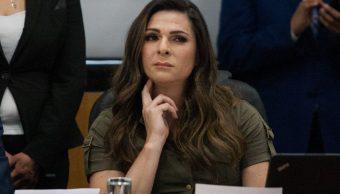 Foto: Ana Gabriela Guevara, titular de la Comisión Nacional del Deporte (Conade). Cuartoscuro