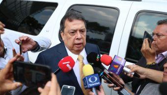 Foto: Ángel Aguirre, exgobernador de Guerrero. Cuartoscuro