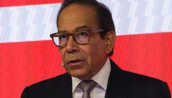 Foto: Carlos Salazar Lomelín, presidente del Consejo Coordinador Empresarial (CCE). Cuartoscuro