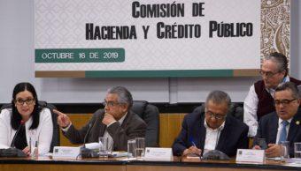 Foto: Sesión de la Comisión de Hacienda de la Cámara de Diputados. Cuartoscuro