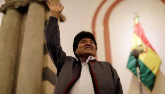 Evo Morales, presidente de Bolivia. Reuters