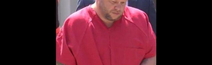 Foto: Michael W. Jones Jr., de 38 años, es acusado de matar a su esposa e hijos en Florida, EEUU. Fox 35