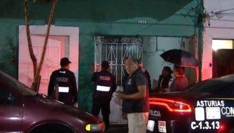 Foto: Un padre apuñaló y quemó a sus seis hijos en su casa. Noticieros Televisa