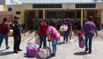 Foto: Entrada del Reclusorio Preventivo Oriente en la Ciudad de México. Cuartoscuro