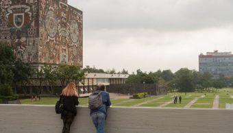 Foto: Imagen panorámica de Ciudad Universitaria (CU) en Ciudad de México. Cuartoscuro