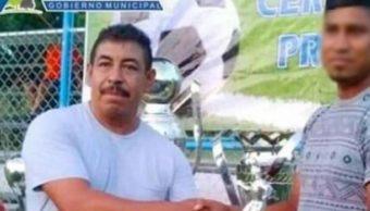 Funcionario calcinado en Tamaulipas