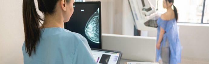 Foto: La mastografía es el método más fiable para la detección del cáncer de mama, 25 de octubre de 2019 (Getty Images, archivo)
