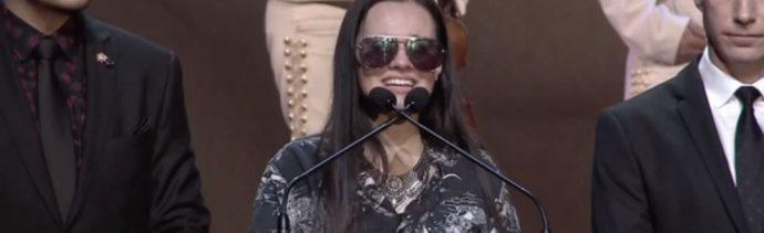 Foto: Marysol lamentó que la forma en la que se despidió de su padre no haya sido la mejor, luego de más de año y medio de no verlo, 6 de octubre de 2019 (Noticieros Televisa)