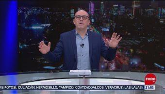 Foto: Hora 21 Julio Patán Programa Completo 7 Octubre 2019