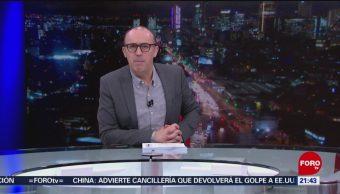 Foto: Hora 21 Julio Patán Programa Completo 8 Octubre 2019