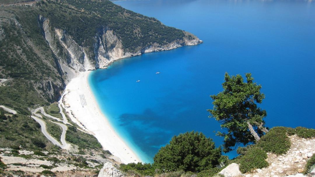 Foto: Grecia pagara 500 euros por vivir isla griega mar mediterraneo. 28 Octubre 2019