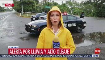 FOTO:Implementan Plan DN-III en Colima por tormenta tropical Priscila, 20 octubre 2019