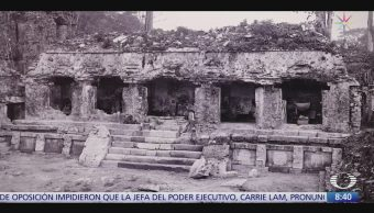 INAH, Google y Museo Británico trasladan el mundo maya a internet