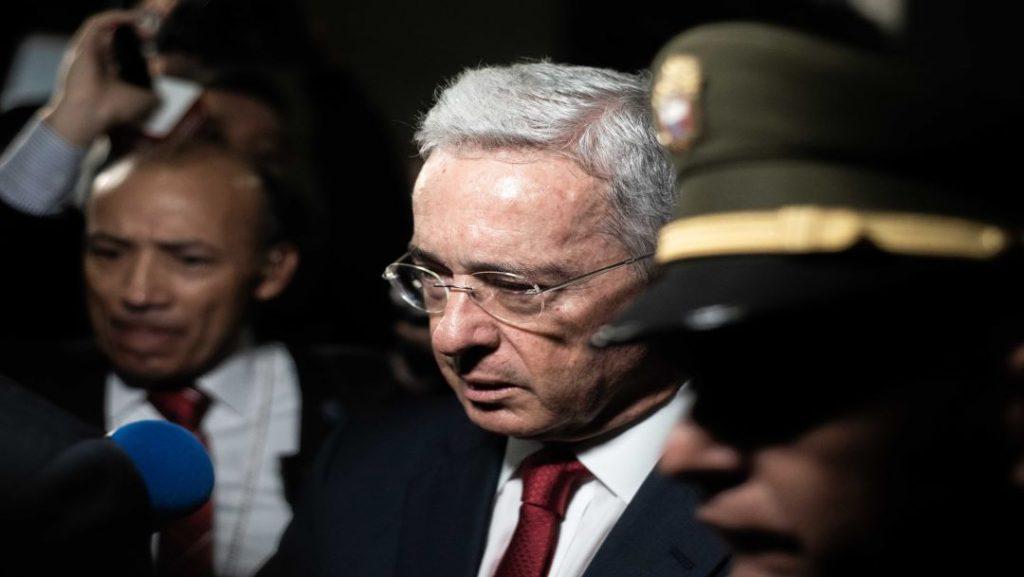 Foto Inicia audiencia en proceso contra expresidente Álvaro Uribe