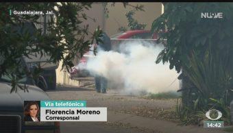 FOTO: Jalisco segundo estado con más casos dengue