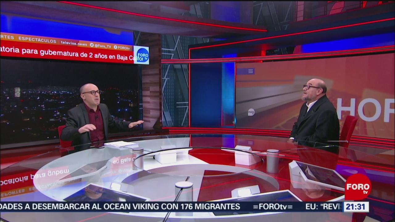 Foto: Julio Patán Entrevista Víctor Trujillo 14 Octubre 2019