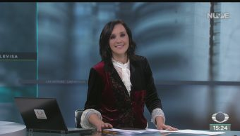 FOTO: Noticias Karla Iberia Programa Completo 15 Octubre
