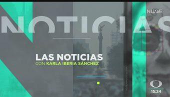 FOTO: Noticias Karla Iberia Programa Completo 3 Octubre,