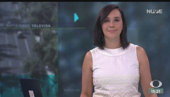FOTO: Noticias Karla Iberia Programa Completo 4 Octubre