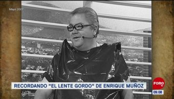 Lente Gordo con Enrique Muñoz [21-10-19]
