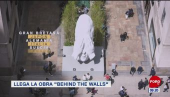 "Llega la obra ""Behind the walls"""