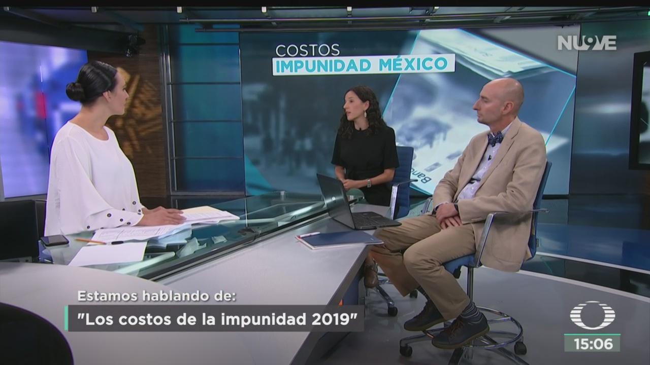 FOTO: Costos Impunidad México 2019