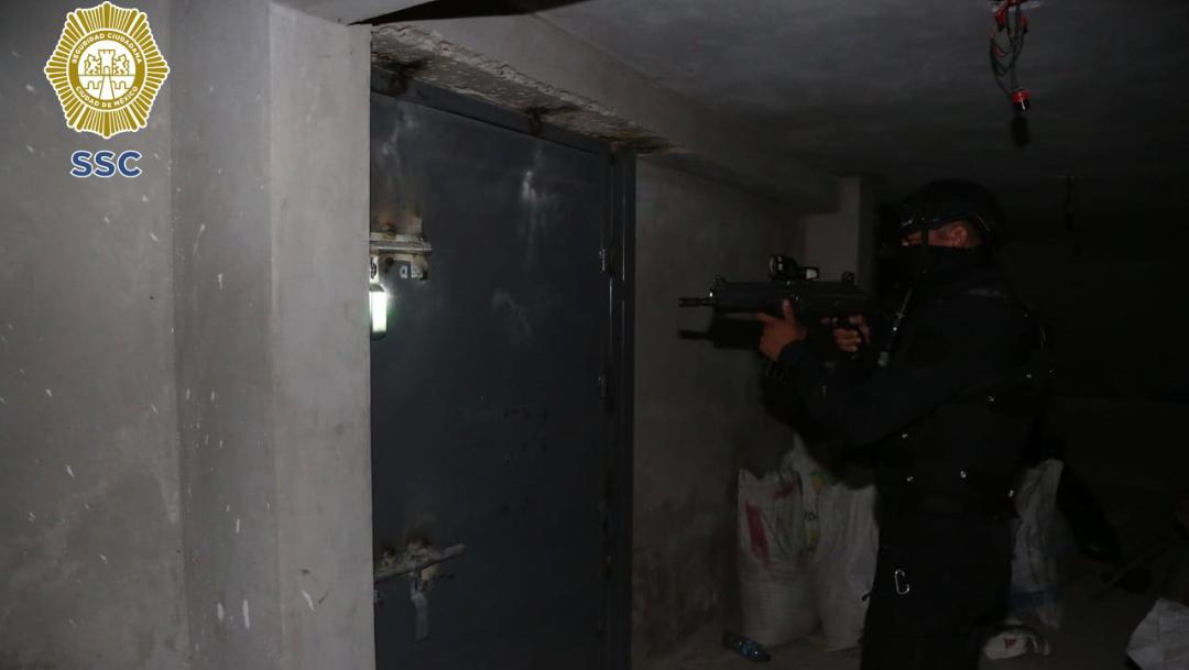 tunel tepito
