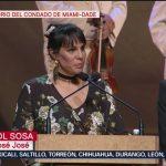 FOTO: Marysol Sosa hija de José José asegura que tuvo un gran padre, 6 octubre 2019