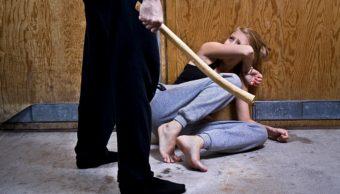 Imagen: Ello a pesar de que solamente 5.4% de padres o tutores aprueban abiertamente el castigo físico como método de disciplina, 15 de octubre de 2019 (Getty Images, archivo)
