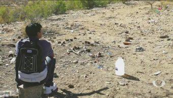 Foto: Migrante Zacatecas Comunica Madre 15 Años Desaparecido 21 Octubre 2019