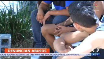 Miles de documentos revelan abuso a menores migrantes