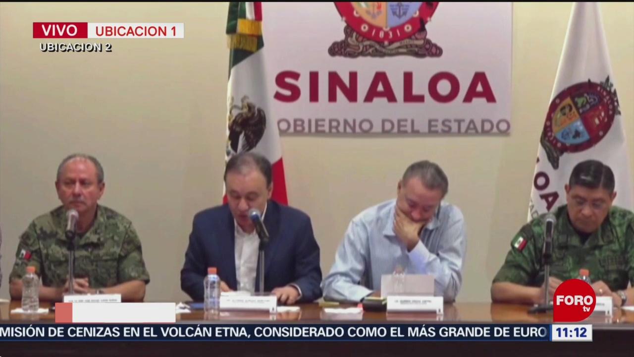 No se negoció con el crimen organizado, dice Alfonso Durazo