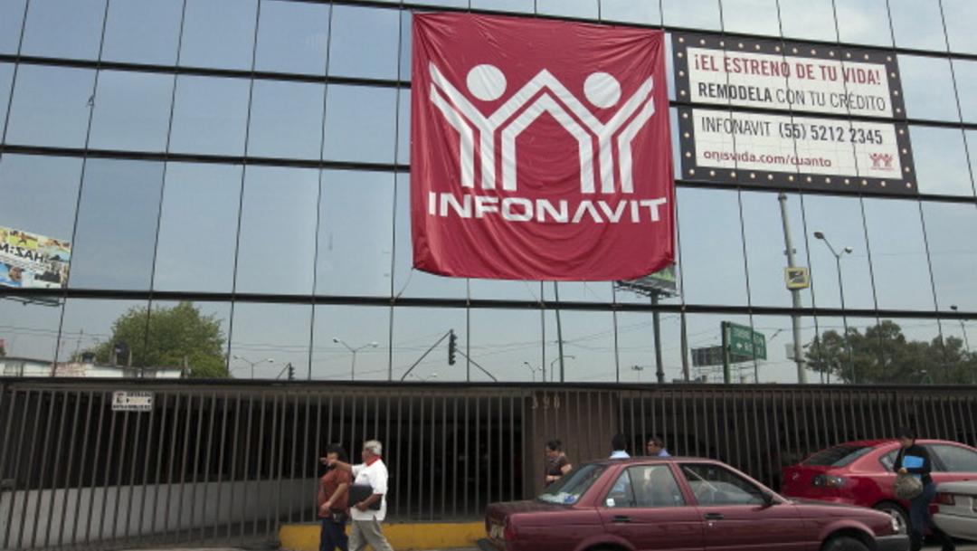 Imagen: Fotografía de las oficinas del Instituto del Fondo Nacional de la Vivienda para los Trabajadores (Infonavit), 21 de octubre de 2019