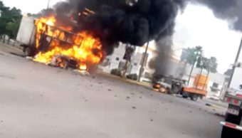 FOTO Operativo fallido en Culiacán: Aún no está clara, la cifra de víctimas (Reuters)