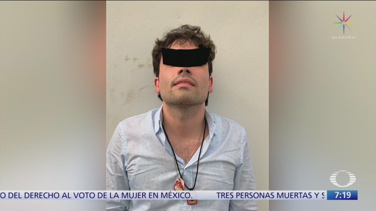 Ovidio Guzmán López, uno de los 9 hijos de 'El Chapo'