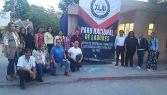 FOTO 30 universidades mexicanas van a paro por presupuesto, AMLO descarta aumento (elcorresponsal.com)