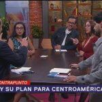 Foto: Plan Trump Centroamérica Honduras Salvador Guatemala 8 Octubre 2019
