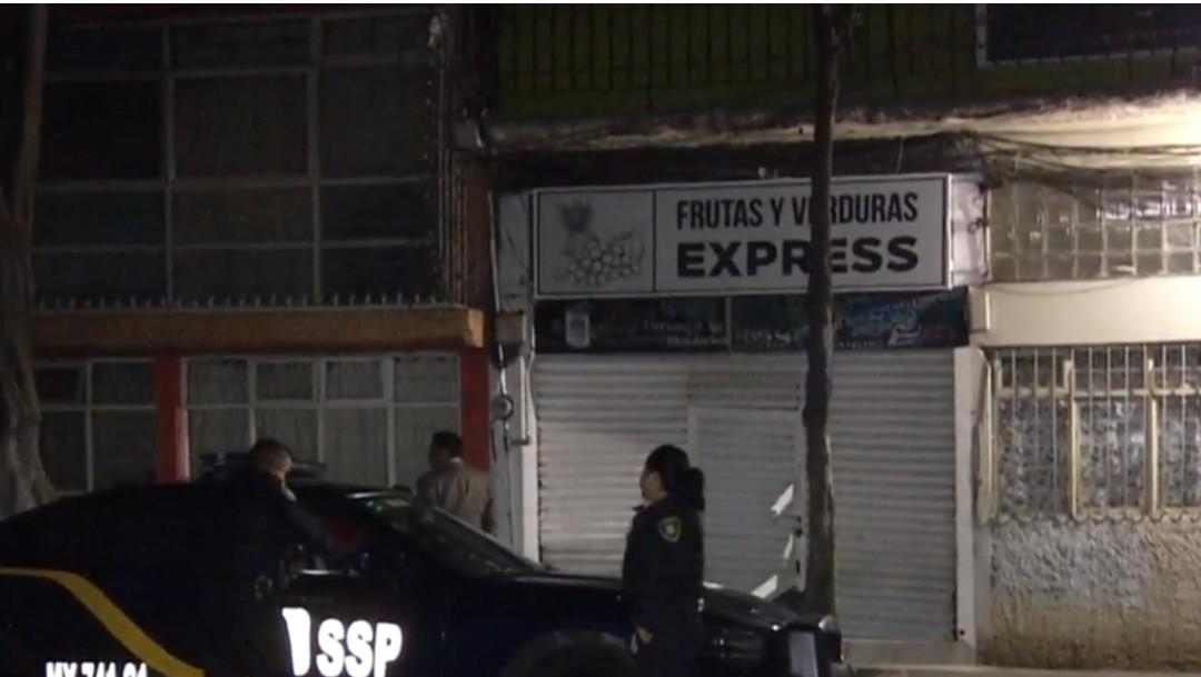 Presentan ante Ministerio Público a ladrones de fruta, 15 de octubre de 2019, Ciudad de México