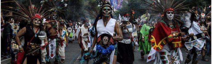 Foto: Miles de catrinas y catrines desfilaron en la Ciudad de México, 26 de octubre de 2019 (MARIO JASSO /CUARTOSCURO.COM)