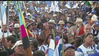 FOTO: Protestas Bolivia Por Resultados Electorales