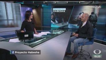 FOTO: Proyecto Habesha refugio centroamericanos,